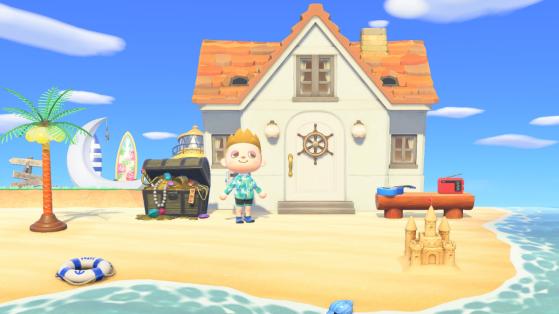 Animal Crossing New Horizons y el Día de la Marina: Cómo conseguir 2 nuevos artículos exclusivos