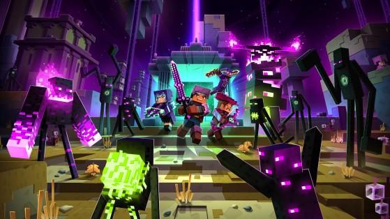 Minecraft Dungeons - Echoing Void: El DLC final de esta historia y anuncio de la Ultimate Edition