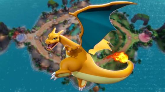 Pokémon Unite: Guía de Charizard. Build con los mejores objetos, ataques y consejos