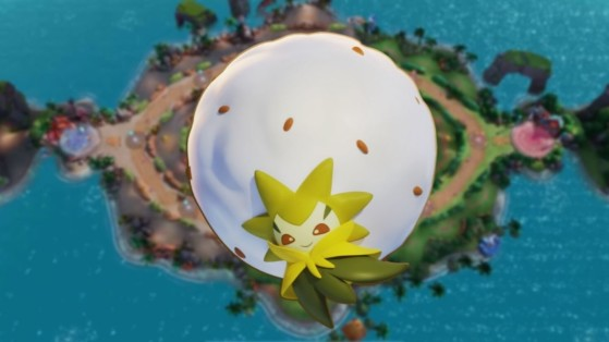 Pokémon Unite: Guía de Eldegoss. Mejores objetos, ataques y consejos