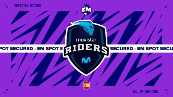 LoL: Movistar Riders respira tranquilo y evita a los rivales más temibles del European Masters