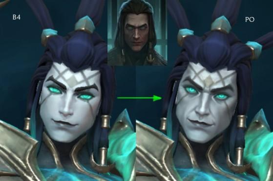 Así cambiará la skin de Thresh Destado - League of Legends