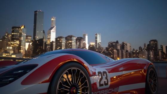 Gran Turismo 7 solo usará ray tracing en las repeticiones de su versión para PS5