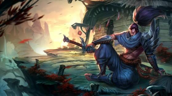 Yasuo cumple con el mito de la comunidad - League of Legends