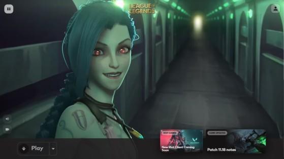 LoL: Así se ve el nuevo cliente de Riot que unirá sus juegos, todos los detalles