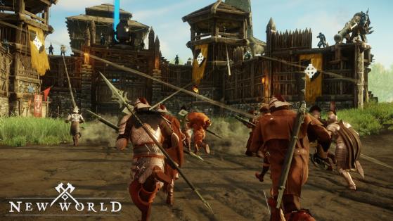 New World Parche 1.0.2: Todos los cambios de una actualización aún sin migraciones de personajes