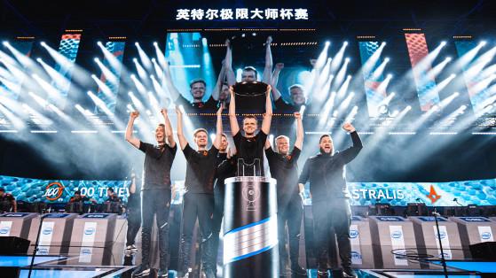 Counter-Strike: Astralis imparable en el IEM de Beijing