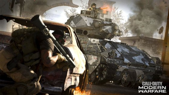 Call of Duty Modern Warfare: Ya disponible el parche 1.09, PS4, Xbox One y PC