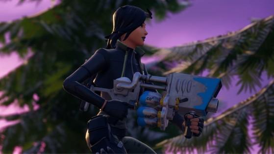 Fortnite: Lanzador de bolas de nieve, nuevo arma del Capítulo 2