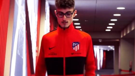 El Atlético de Madrid llega a los esports y Andoni será su representante en la eLaLiga de FIFA20