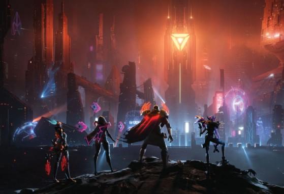 TFT Set 3: Orígenes y clases de Galaxias, la tercera temporada de Teamfight Tactics
