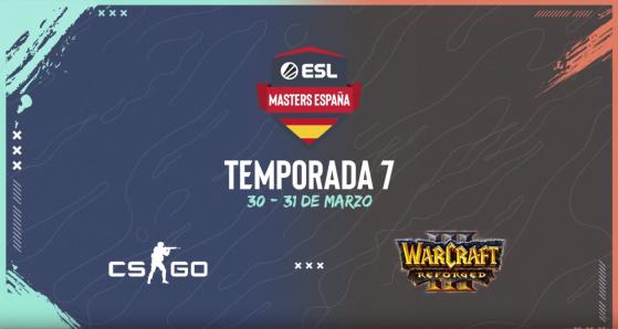 Warcraft 3 Reforged tendrá competición profesional en ESL Masters