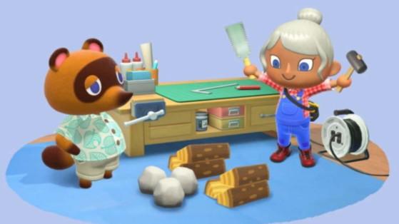 Animal Crossing: New Horizons - Herramientas, propósito y cómo desbloquearlas