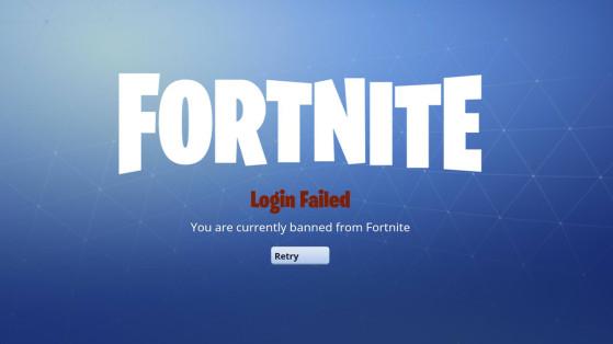 Fortnite FNCS: Cuatro jugadores baneados por hacer trampa