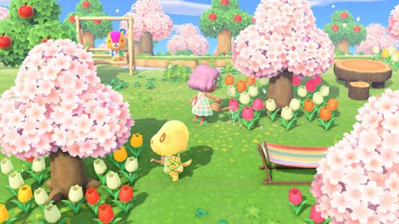 Animal Crossing New Horizons: todas las Flores y las flores híbridas, ¿cómo conseguirlas?