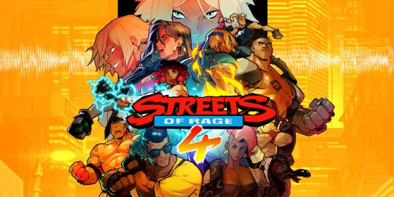 Análisis de Streets of Rage 4 para PS4, Xbox One, Switch y PC