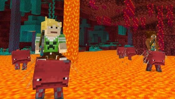 Minecraft 1.16: La actualización al Nether, Biomas, Mobs y Bloques