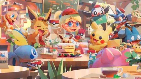 Pokémon Café Mix: Cómo descargar, iOS, Android, Nintendo Switch, ya disponible