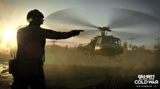CoD Black Ops Cold War: Filtrados sus menús y la prepartida en nuevas imágenes