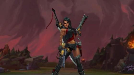 LoL: El nerf de Samira se quedó corto y la nueva campeona sigue destrozando al resto de personajes