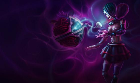 La Orianna Gótica de Leaguea of Legends no le aguanta un asalto a la de Wild Rift - Wild Rift