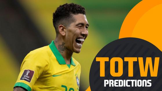 FUT 21: Predicción del equipo de la semana, TOTW 3