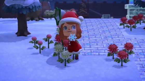 Animal Crossing New Horizons: todas las recetas y muebles copo de nieve e Iceberg