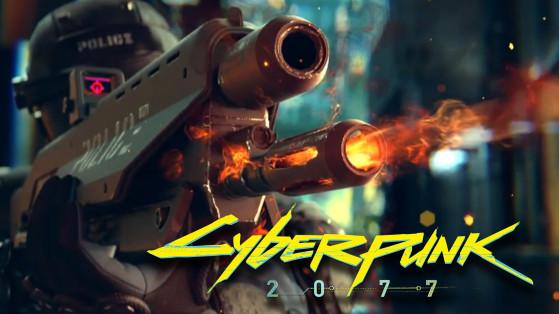 Cyberpunk 2077 - Guía de Armas: tipos, mods, mejoras y todo lo que debes saber