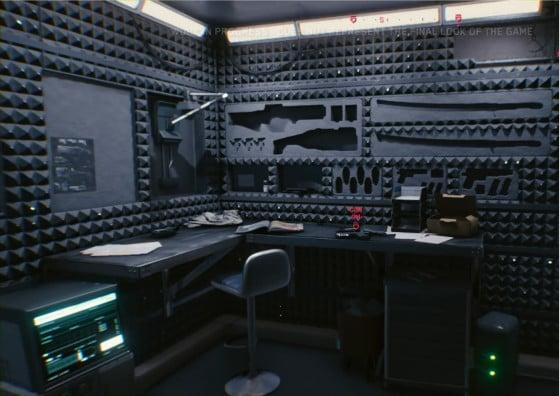 El alijo de tu apartamento. - Cyberpunk 2077