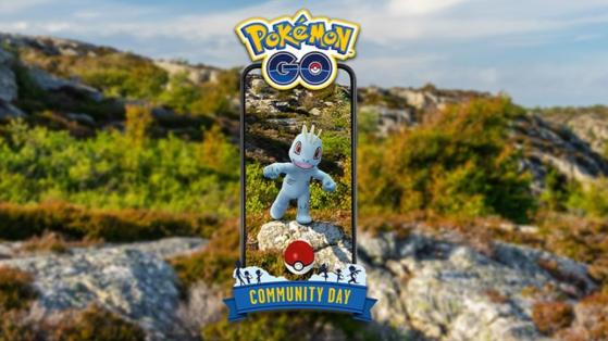 Pokémon GO: Machop será el protagonista del Día de la Comunidad este sábado