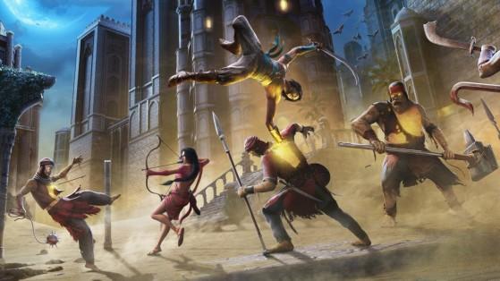 Prince of Persia: Las Arenas del Tiempo Remake se retrasa otra vez; ahora, de forma indefinida