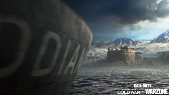 Warzone: La Temporada 2 revolucionará Verdansk con nuevas zonas y un barco misterioso