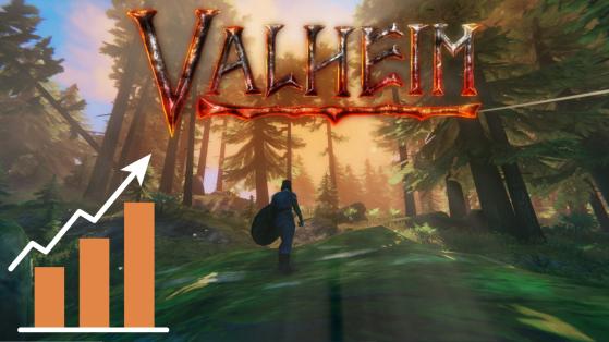 Valheim quiere ser el juego del año y supera los 500.000 jugadores simultáneos en Steam