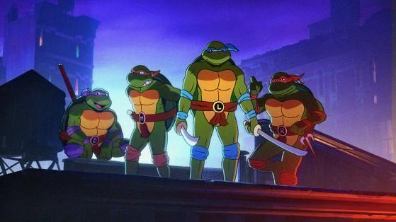 Las Tortugas Ninja vuelven con TMNT: Shredder's Revenge. Aventura beat 'em up a lo Streets of Rage