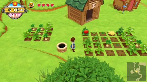 Harvest Moon: Un Mundo Único - Millenium