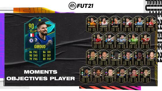 FIFA 21 - Giroud Moments: Así se consigue gratis esta monstruosa carta que merece la pena