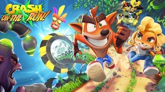 Análisis de Crash Bandicoot: On the Run! para móviles - Pagando, mucho más divertido