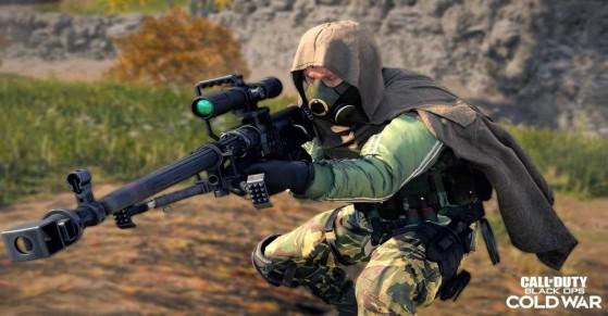 Warzone Cold War: Cómo conseguir el ZRG 20mm, baja instantánea en cabeza, hombros, torso y estómago