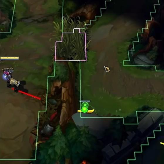 Los muros de la Grieta del Invocador no son lo que parecen - League of Legends