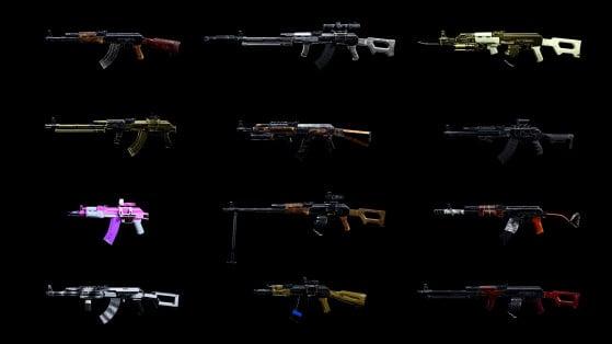 Call of Duty Warzone: Tier List de las mejores armas del Battle Royale