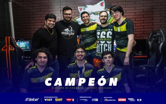 LoL: LDM Esports conquista el torneo mexicano División de Honor Telcel