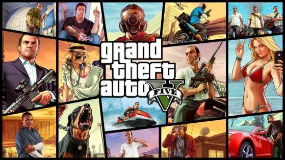 Xbox Game Pass en abril va a por Sony, y además trae de vuelta a GTA V