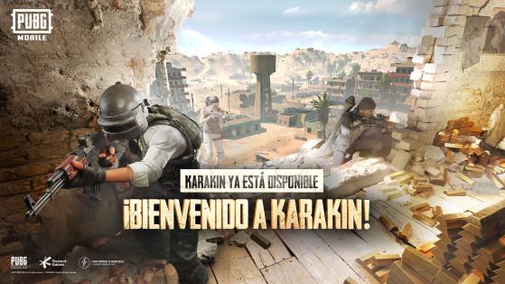 PUBG Mobile recibe el mapa de Karakin, más armas y nuevas mecánicas. ¡Destrucción a lo Battlefield!