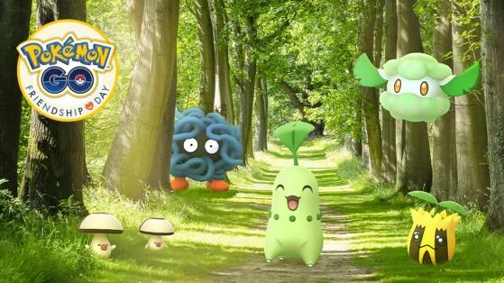 Nuevo evento de Pokémon GO: ¡El Día de la Amistad está al caer!