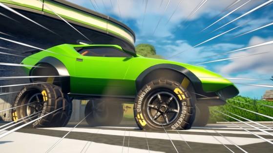 Fortnite: Cómo modificar vehículos en la Temporada 6 y conseguir todoterrenos con ruedas gigantes
