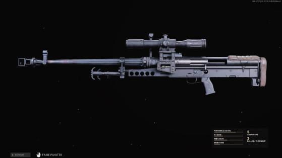 Black Ops Cold War: La mejor clase del ZRG 20 mm, el nuevo y letal francotirador de la temporada 2