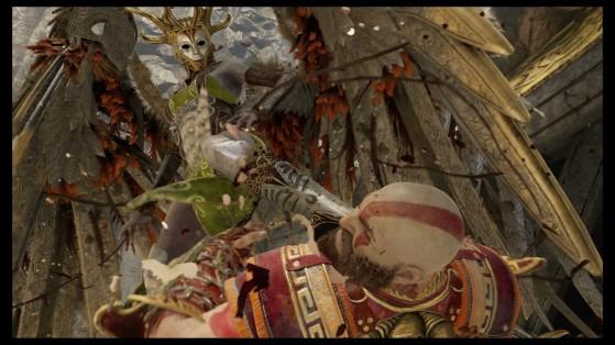 God of War: Este cosplay de la Valkyria más poderosa del juego os dejará con la boca abierta