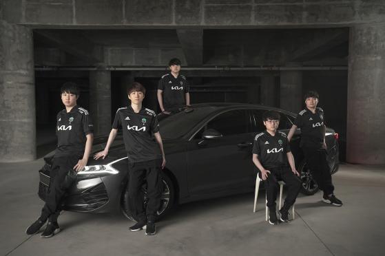 Los campeones mundiales de Corea dan mucho miedo. - League of Legends