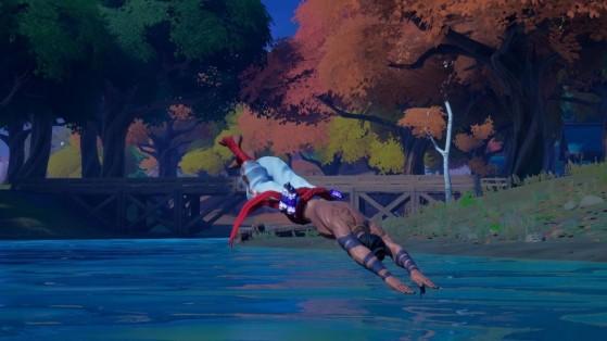 Fortnite: Completa la prueba contrarreloj de natación en Alameda Afligida o Castillo Coral, desafío