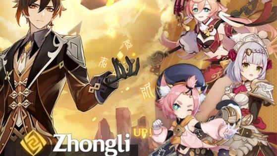 Genshin Impact: Zhongli vuelve con el banner